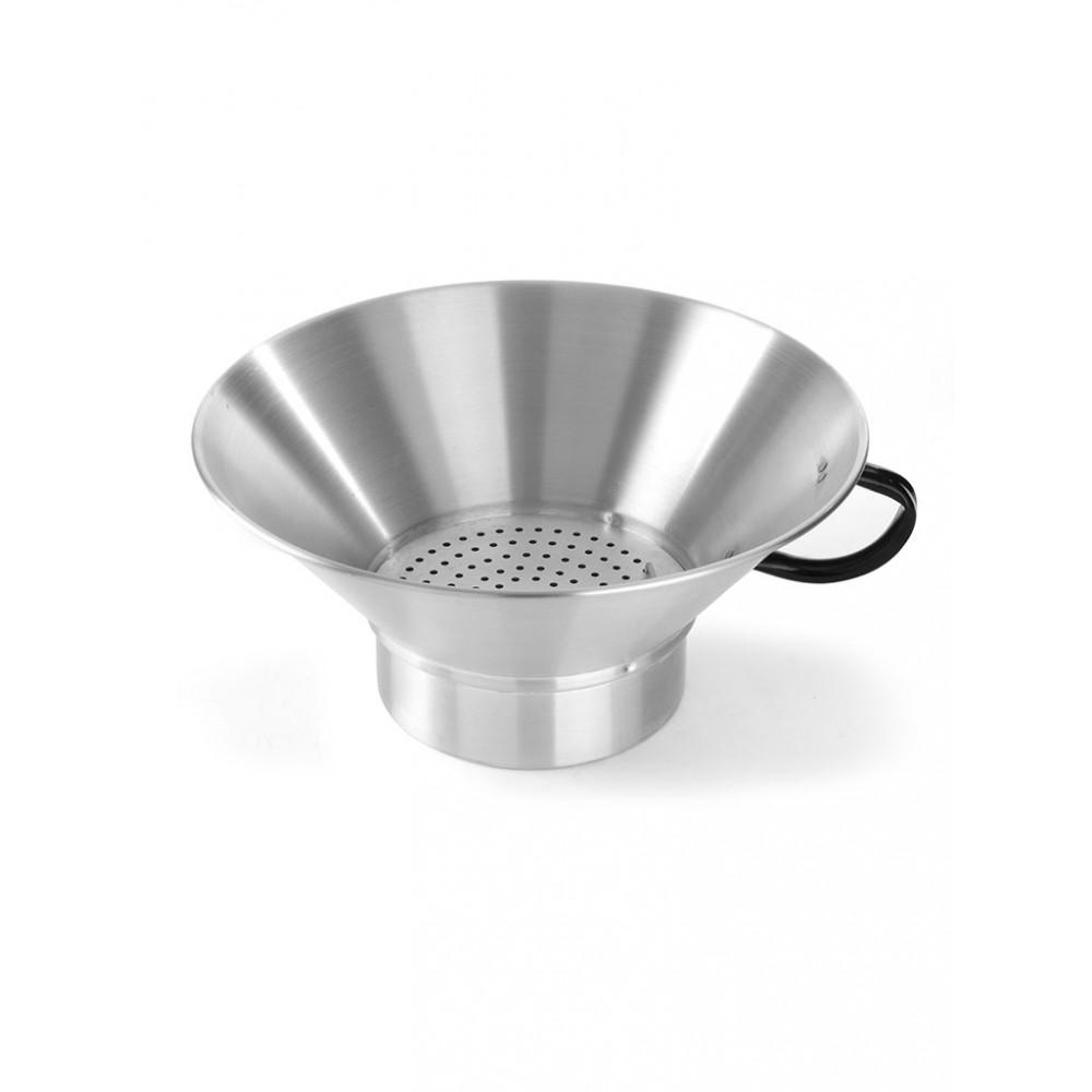 Frites Lekbak - Aluminium - Ø40 cm - Hendi - 630006