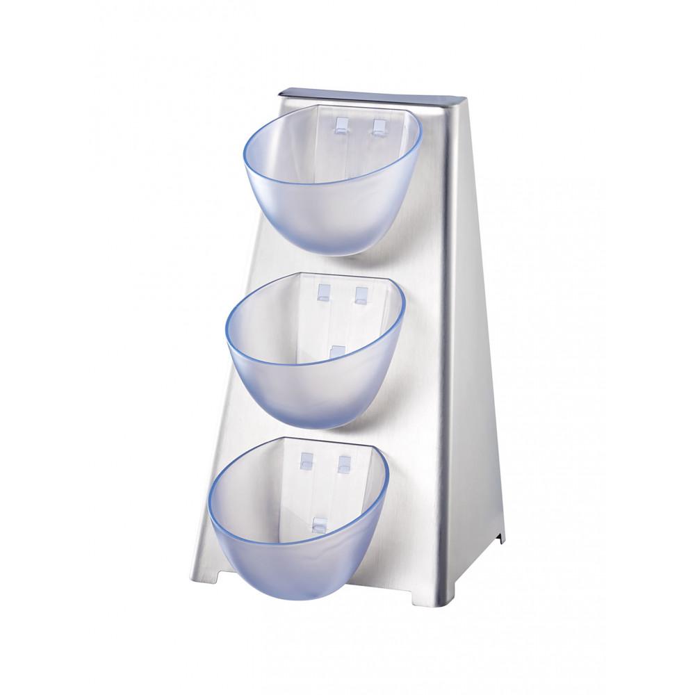 Buffetstandaard - 3 x 1 Liter - Promoline