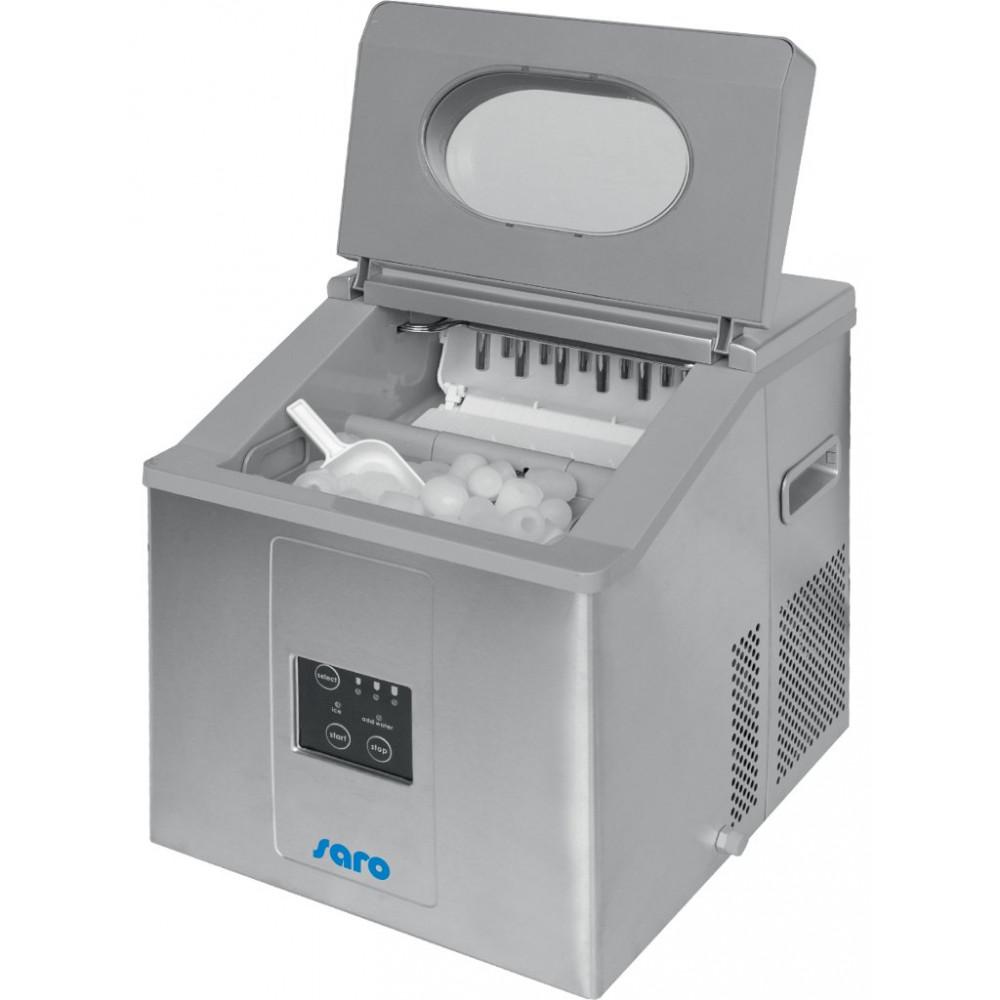 Ijsblokjesmachine - Holle ijsblokjes - 15 kg / 24u - Saro - 325-1020