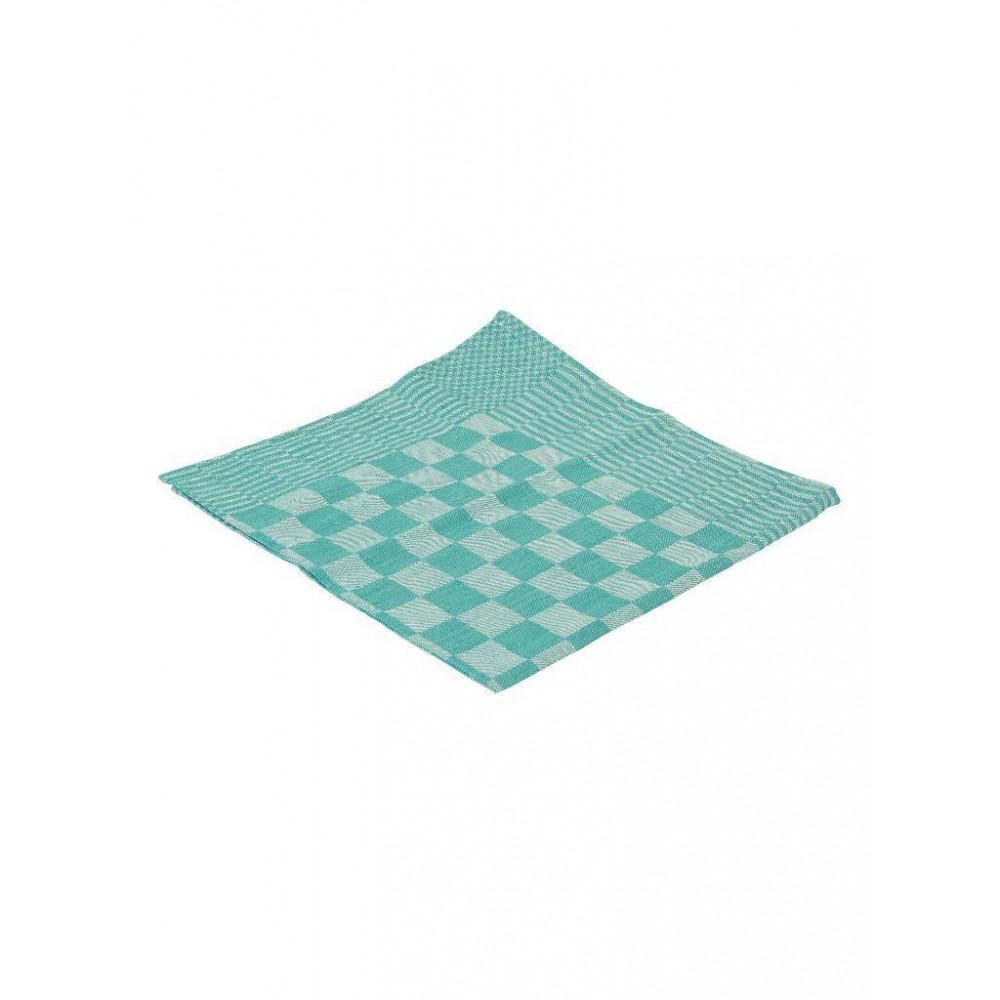 Theedoek - Blok - 65 cm - Groen - 2020156