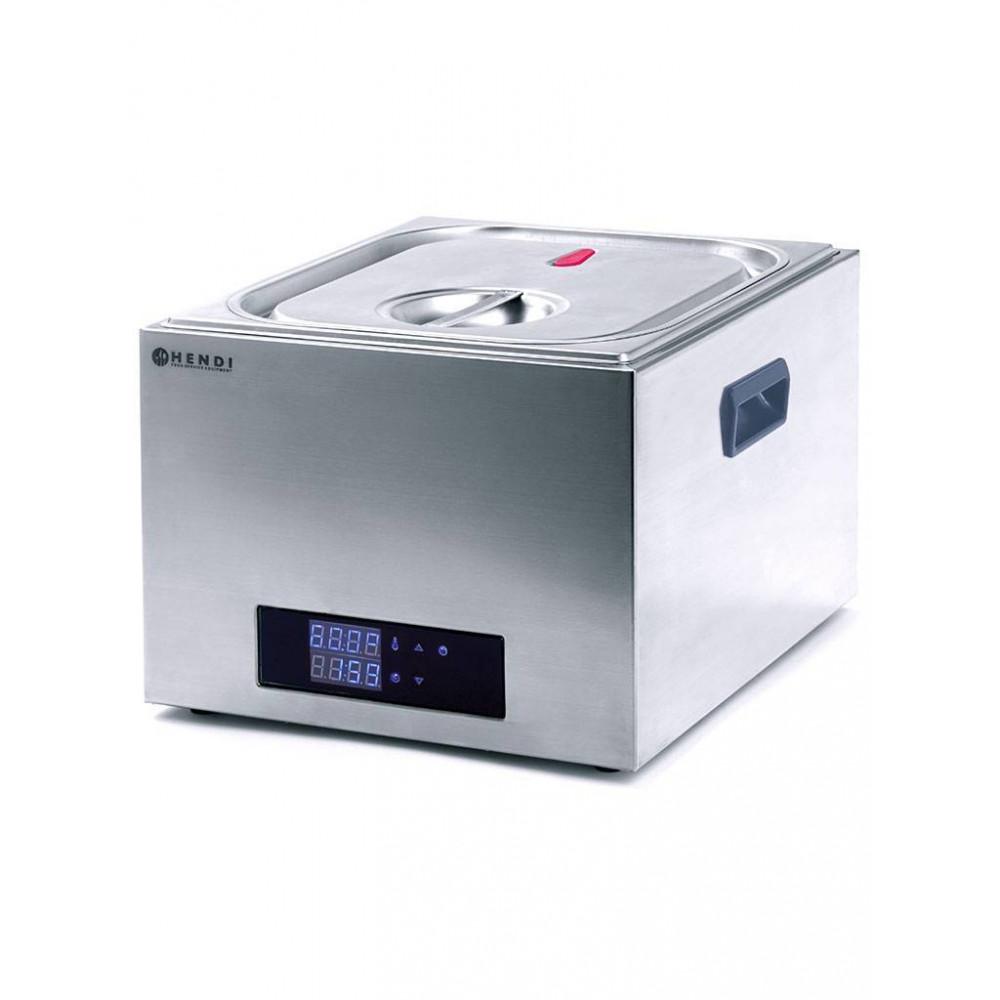 Sous-Vide Systeem - GN 2/3 - 13 liter - Hendi - 225264