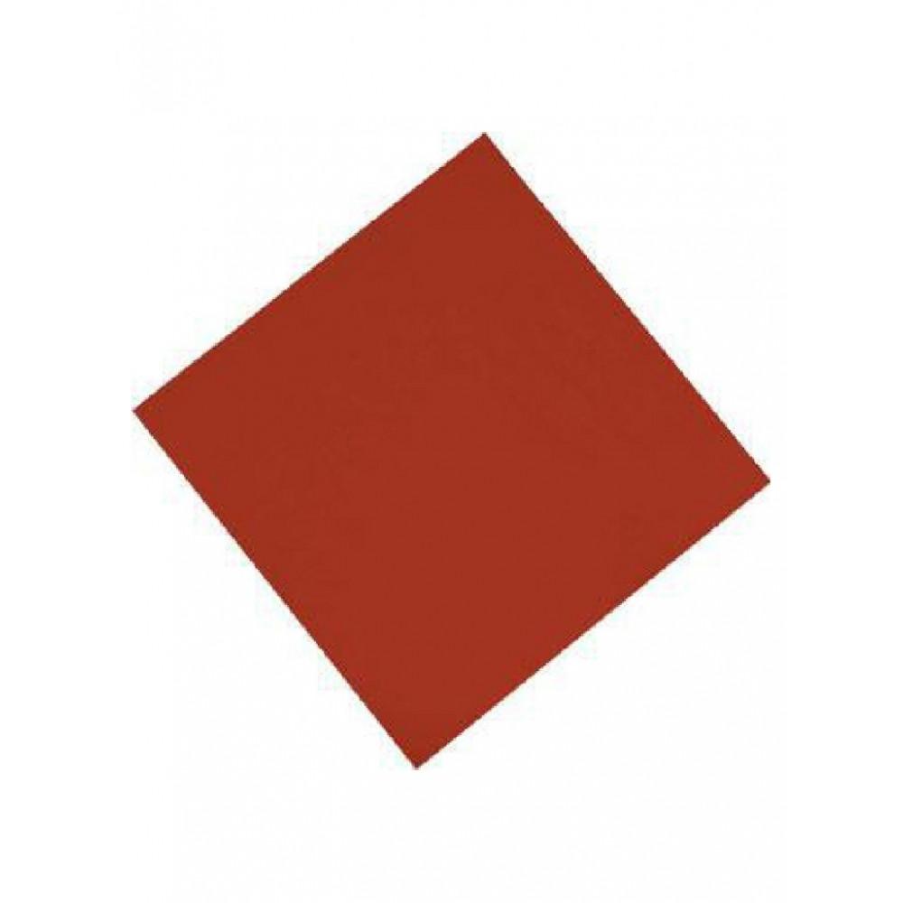 Professionele tissueservetten - Bordeaux - 33x33 cm - CK879