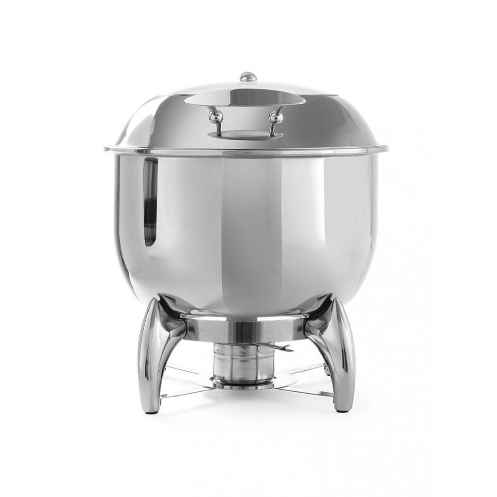 Soep chafing dish - Premium - 11 liter - RVS - Hendi - 470329