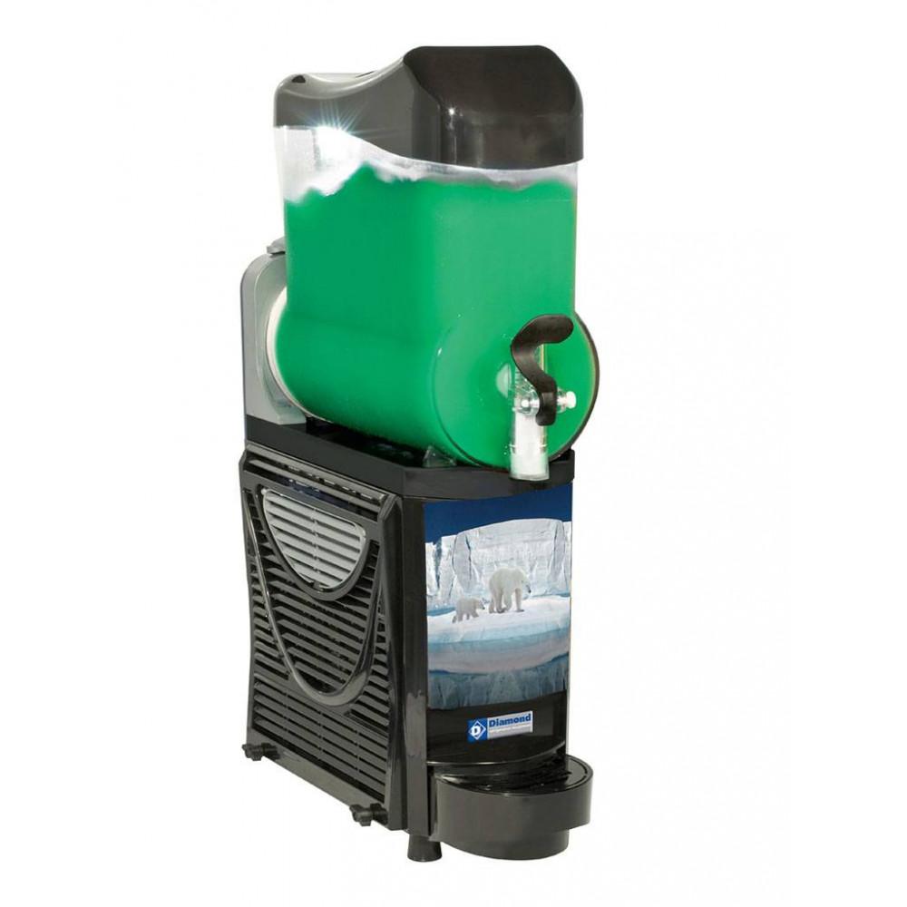 Slush machine - 10 liter - Led - FABY-1/AB - Diamond