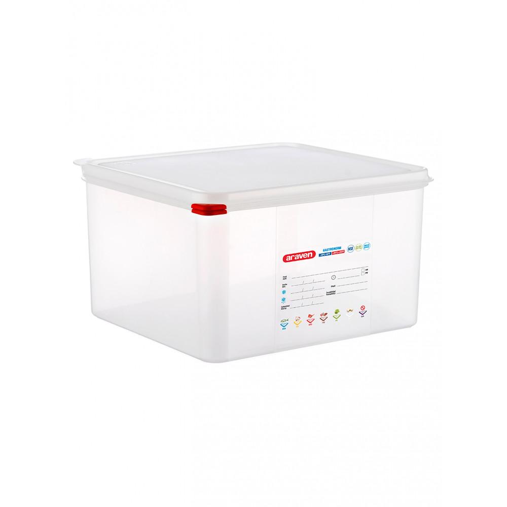 Voedseldoos - 2/3 GN - 200 mm diep - Polypropyleen - Promoline