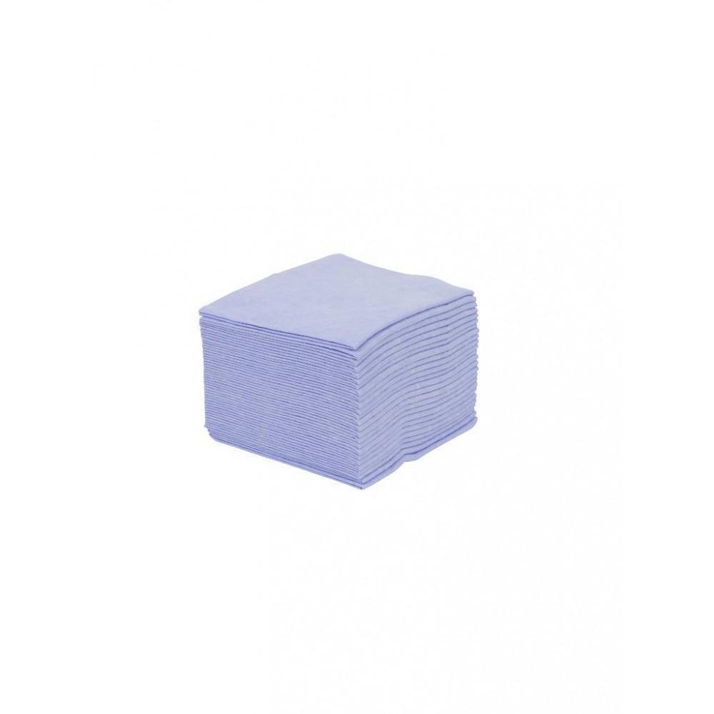 Reinigingsdoek - Viscose - 38 cm - Blauw - 10509525