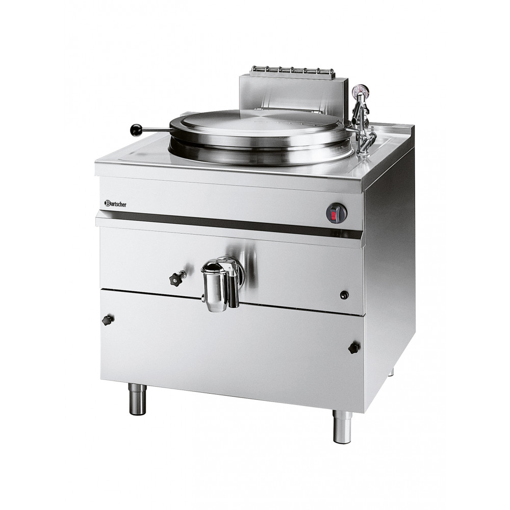 Kookketel - Gas - 150 Liter - Bartscher - 2800031