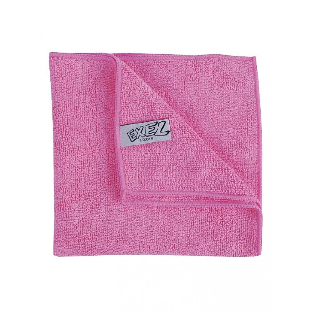 Microvezeldoeken roze - DN840 - Jantex