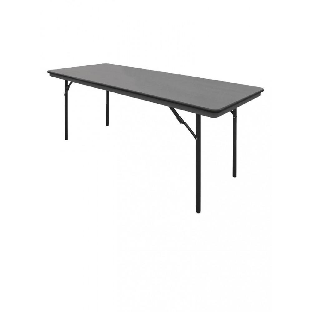 ABS rechthoekige inklapbare tafel 1,83m - GC596 - Bolero