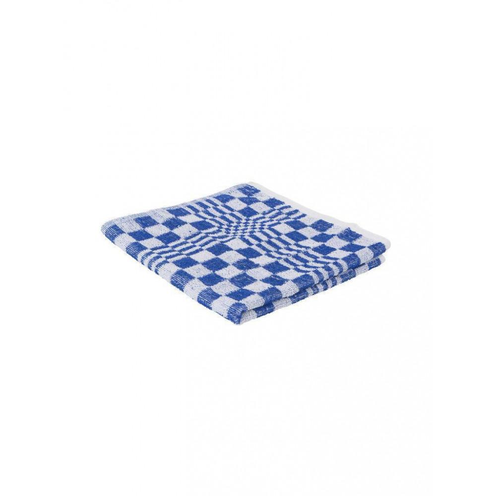 Keukendoek - Blok - 50 cm - Blauw - 2020063