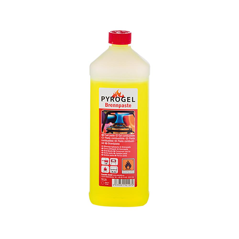 Brandpasta - 0.84 KG - Ethanol - 1 Liter - Pyrogel - 046006