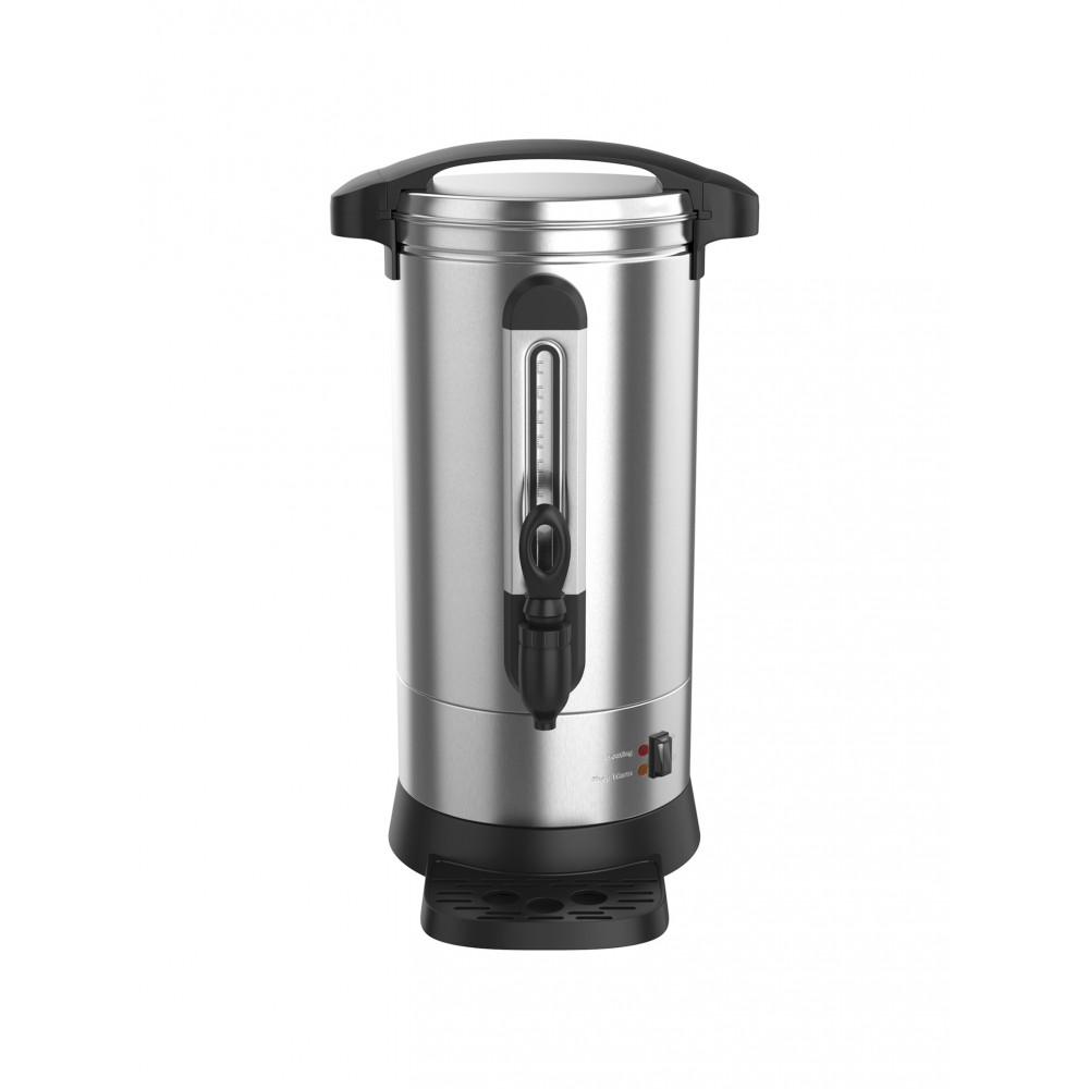 Koffie Percolator - 6 Liter - RVS - Pro - Dubbelwandig - Promoline