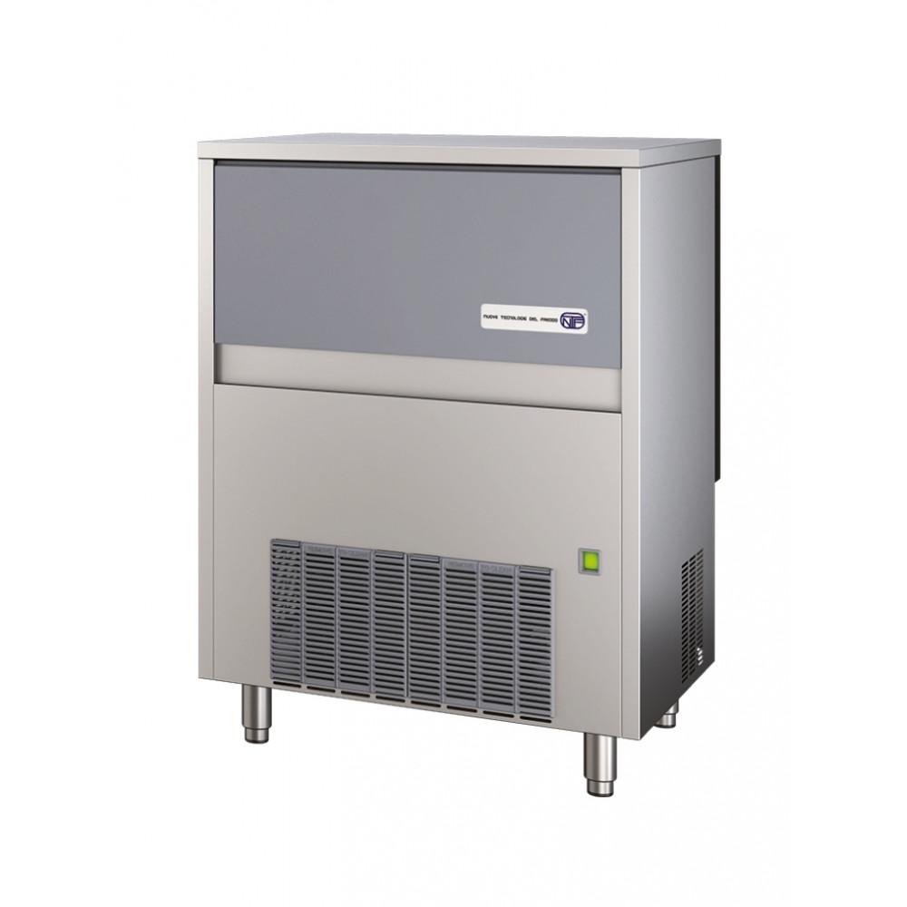 IJsblokjesmachine - 72 kg / 24u - Holle ijsblokjes - Luchtgekoeld - NTF