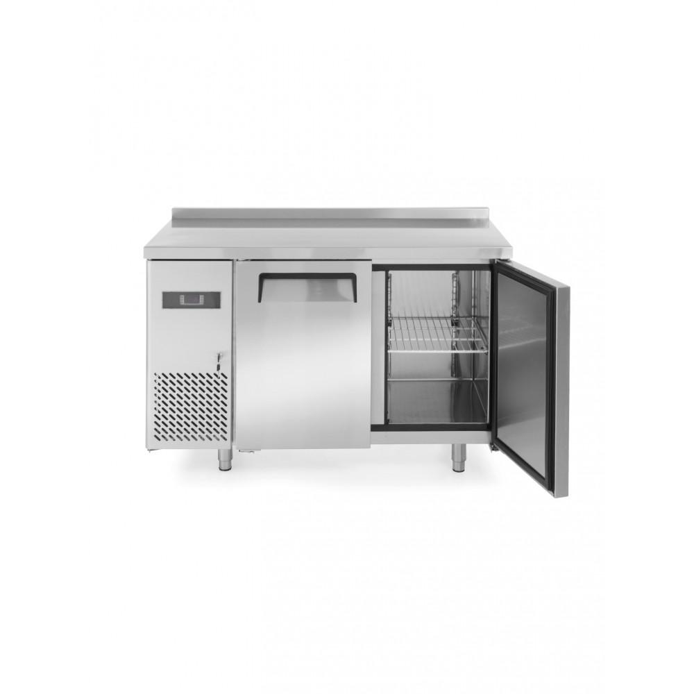 Vrieswerkbank met 2 deuren Kitchen Line 220L - RVS - H 85 X 60 X 120 CM - Hendi - 233351