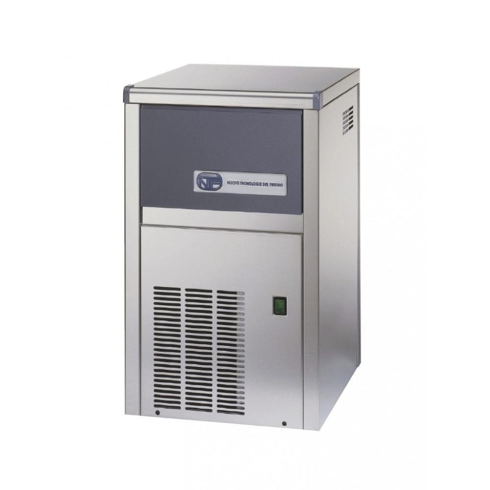 IJsblokjesmachine - 20 kg / 24u - Holle ijsblokjes - Luchtgekoeld - NTF