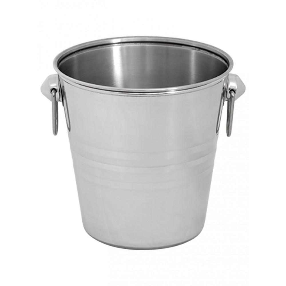 Wijnkoeler - 4.5 Liter - RVS - Met ringen - Promoline
