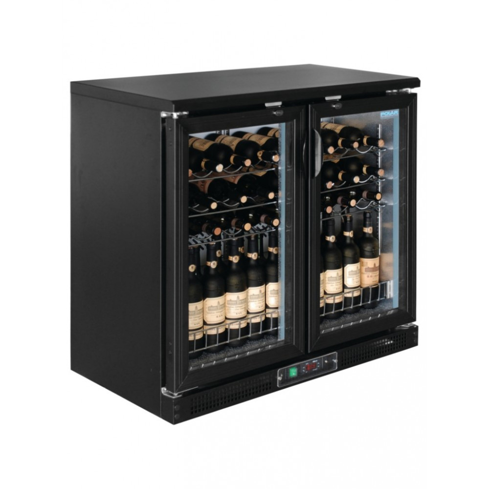 Wijnkoelkast - Klapdeuren - Polar - GH131