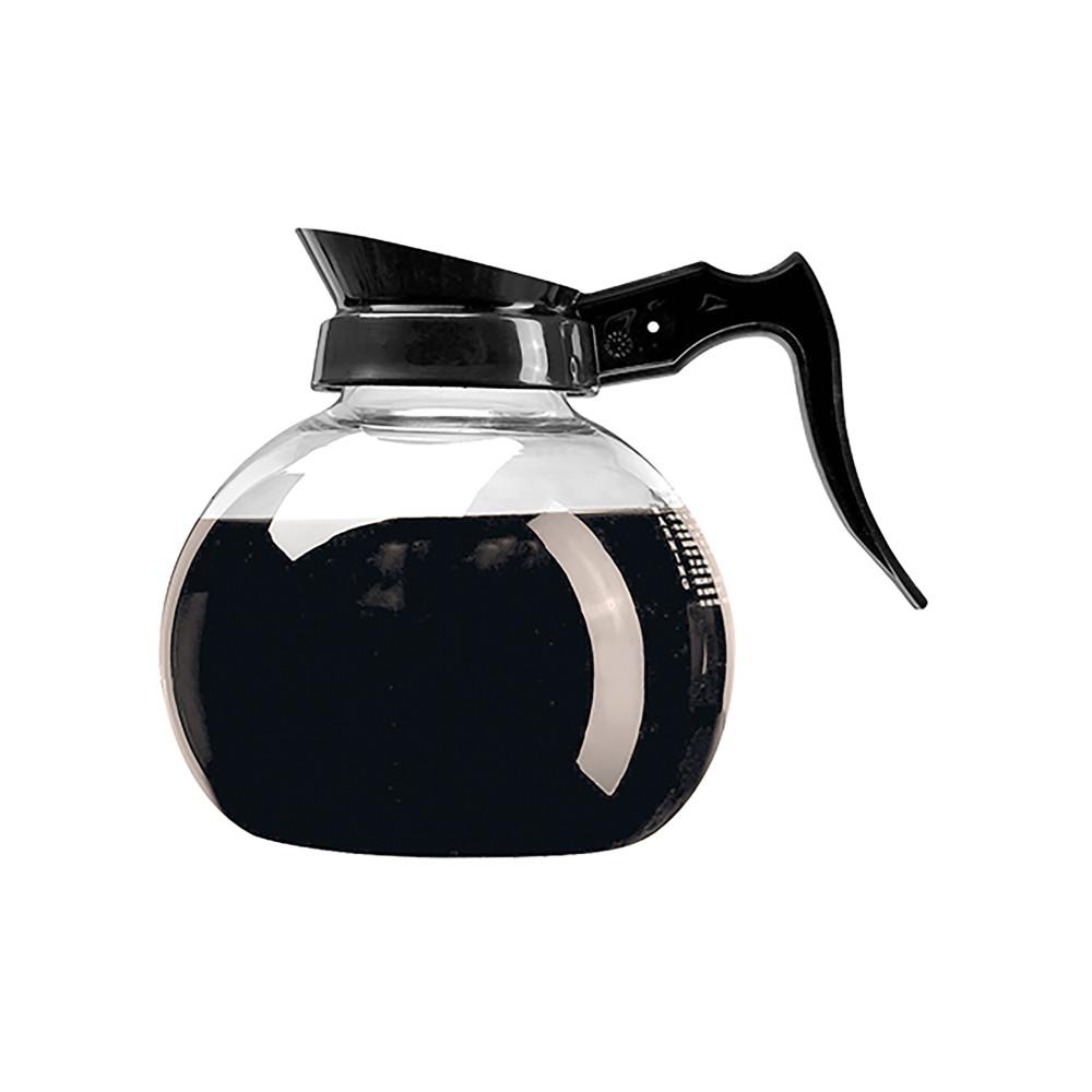 Koffiekan - H 18.5 CM - 0.5 KG - Glas - Transparant - 1.8 Liter - 320905