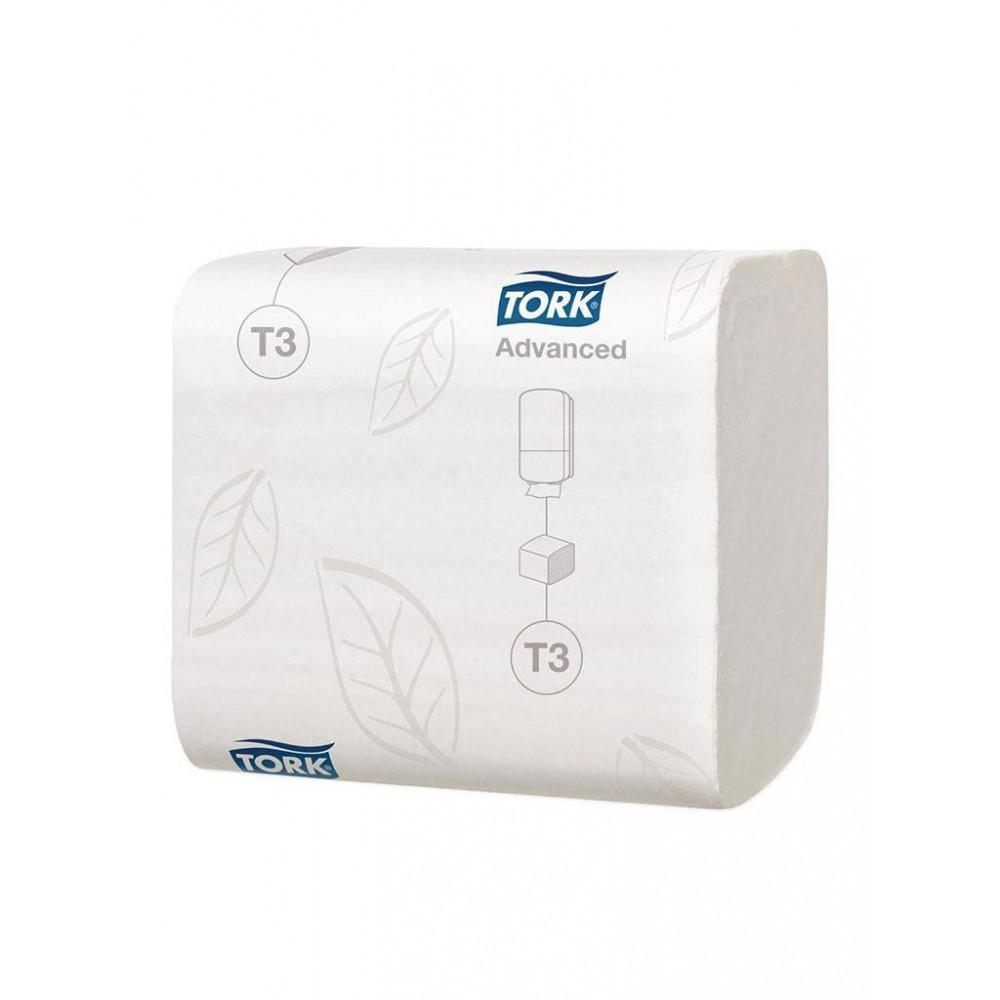 Witte tissue navulling 30 pakken | Tork