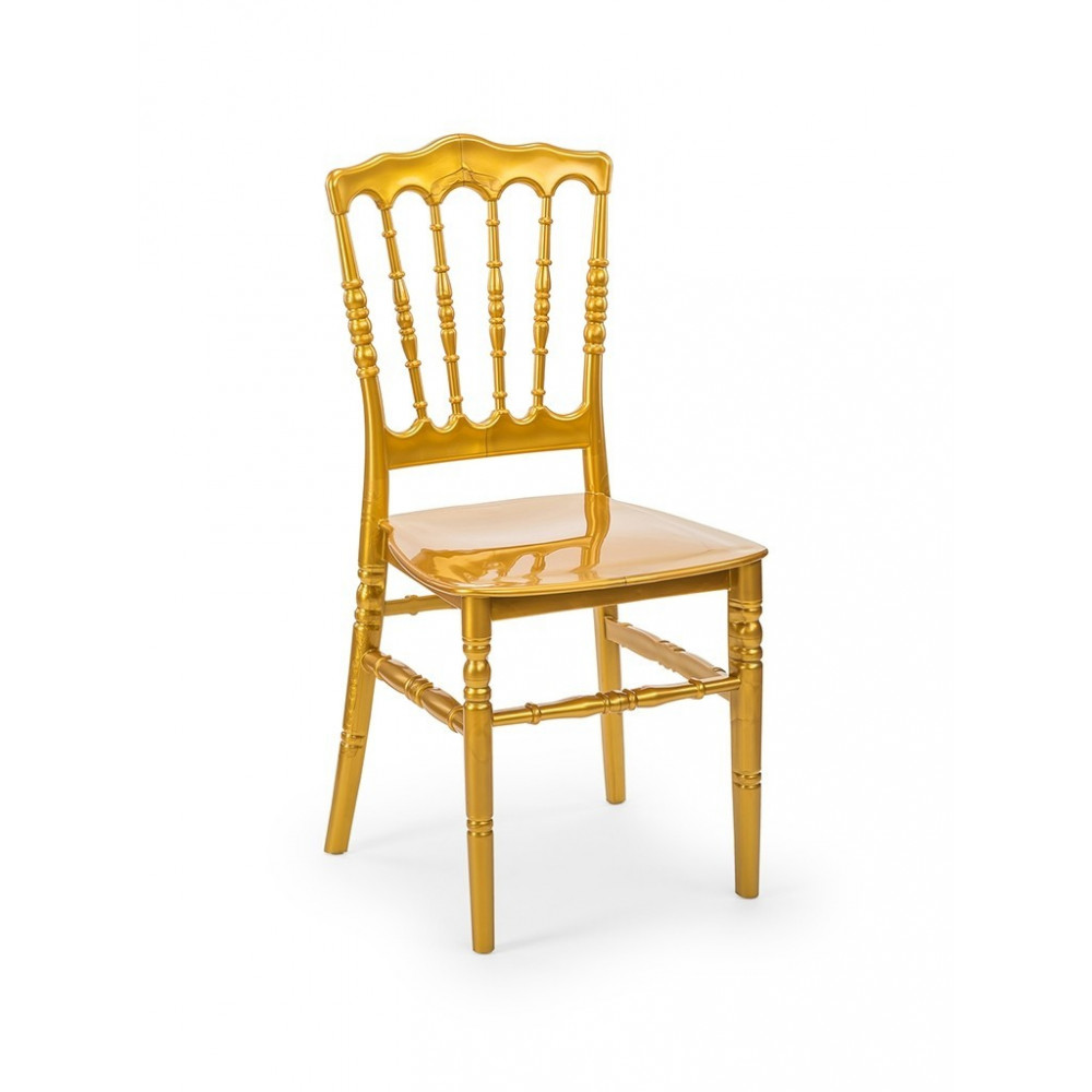 Horeca stoel - Napoleon - Goud - Promoline