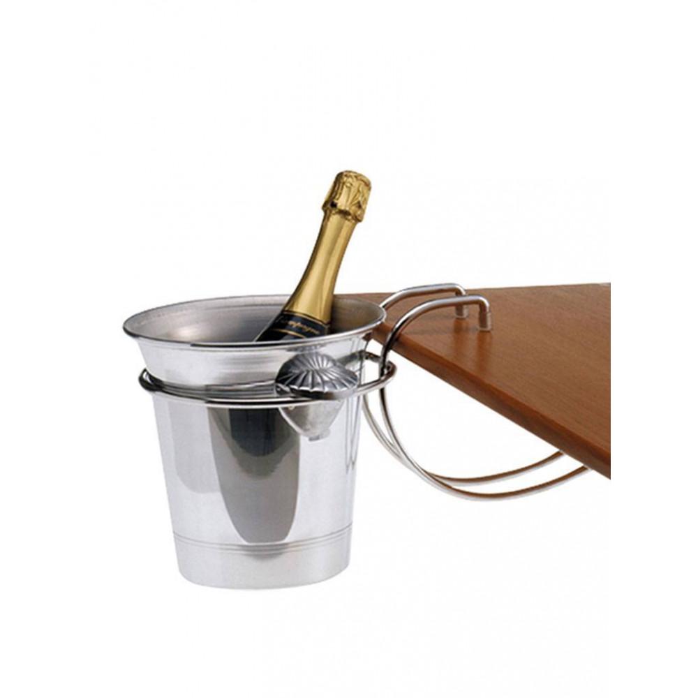 Wijnkoeler Tafelbeugel - RVS - L 50 CM - 110150