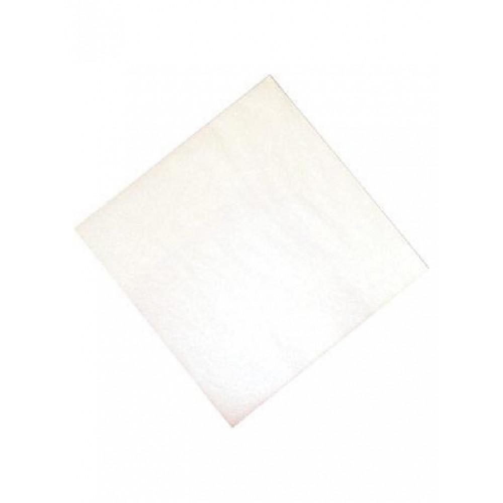 Professionele tissueservetten - Wit - 40x40 cm - CC587