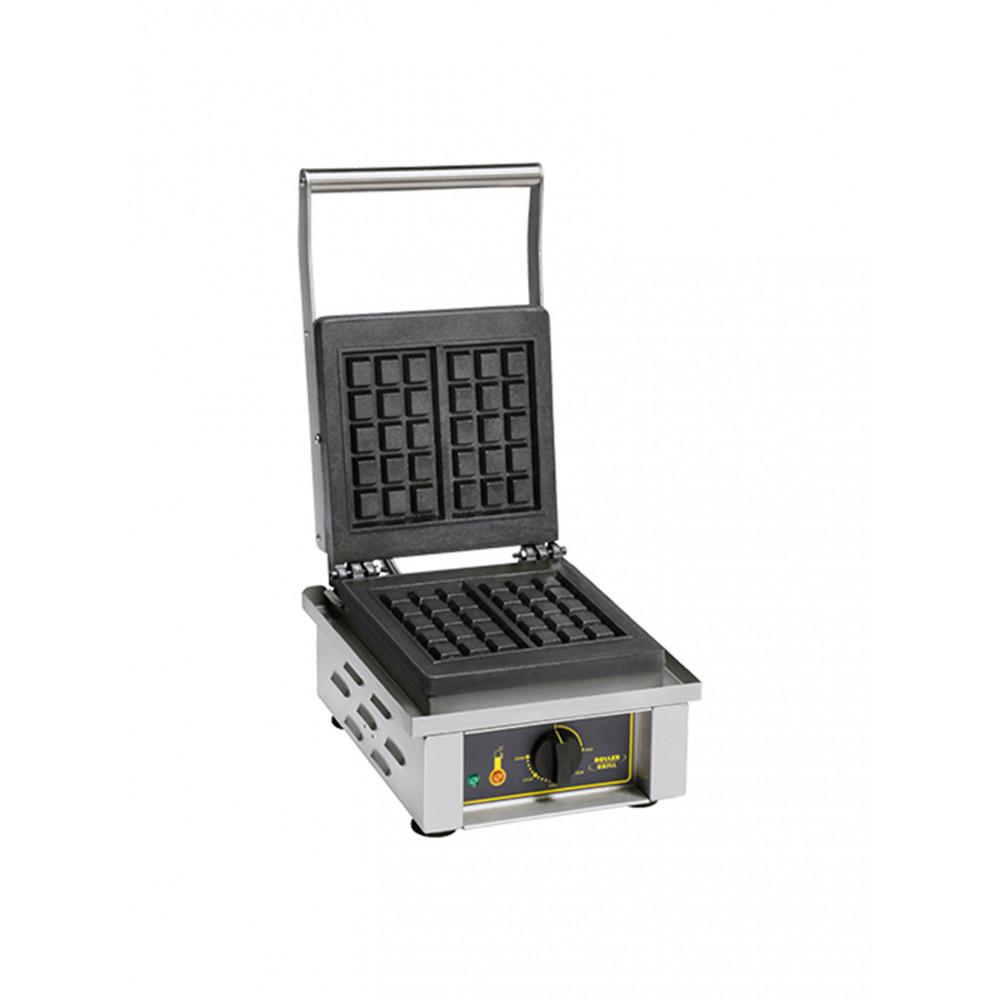 Wafelmaker - Brusselse wafels - Roller grill - 304041
