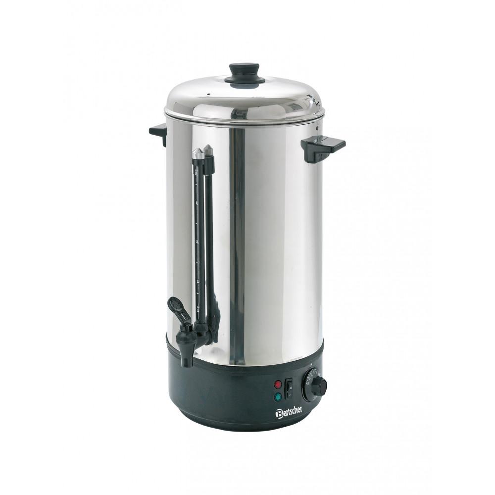 Waterkoker - 10 Liter - RVS - Bartscher - 200054
