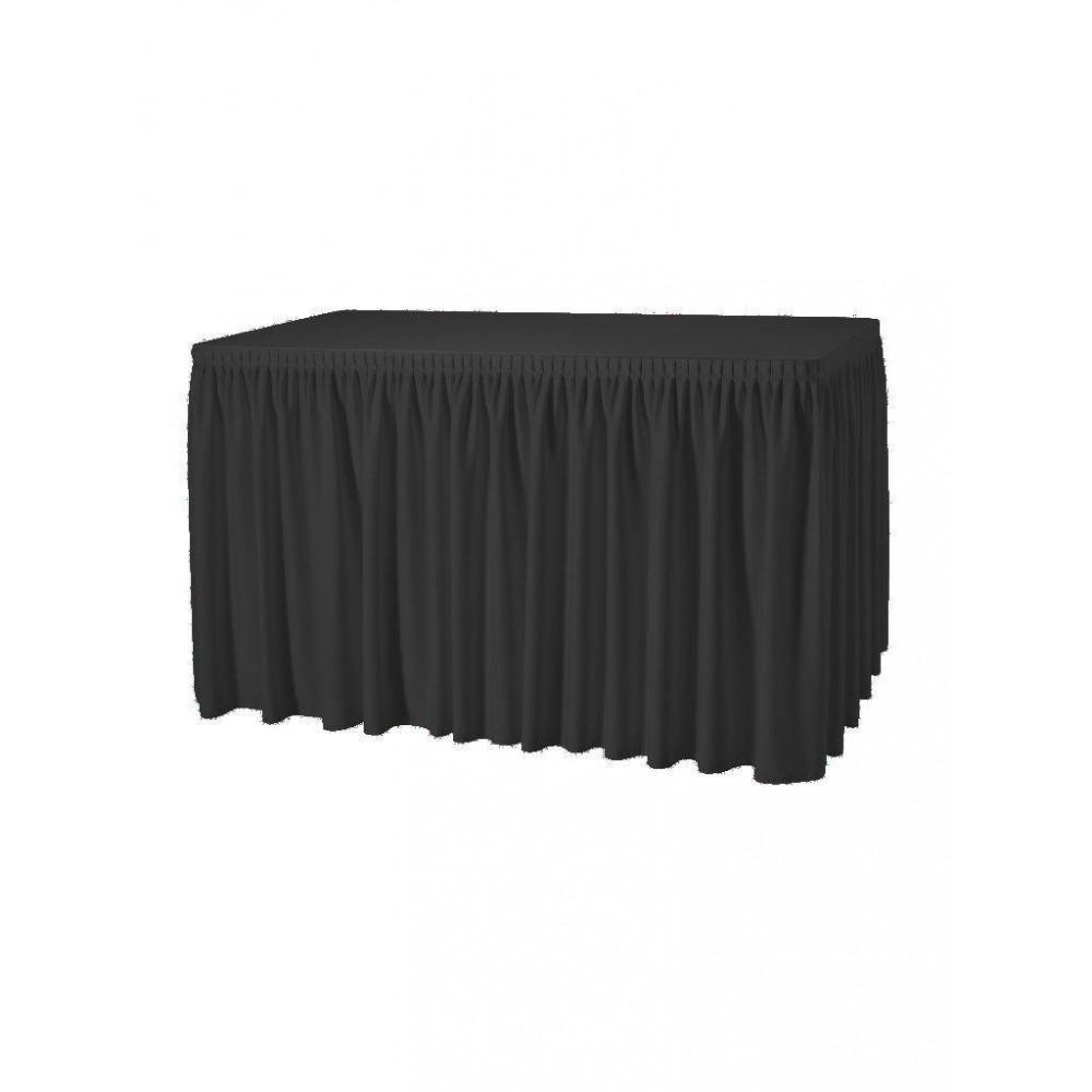 Combirok - Plissé - Zwart - 183x76x73cm - Dena