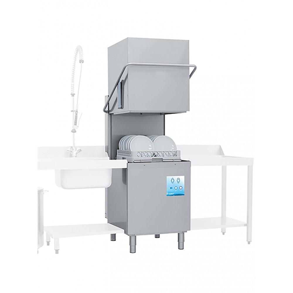 Vaatwasmachine - H 152.9 x 72.4 x 81.8 CM - 97 KG - 380 - 415 - Zonder - Stekker V - 9600 W - RVS - Elettrobar - 570180