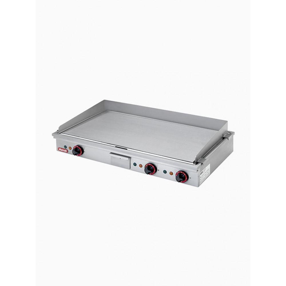 Elektrische Teppanyaki plaat -TFLMD - 2 zones - 8.1kW