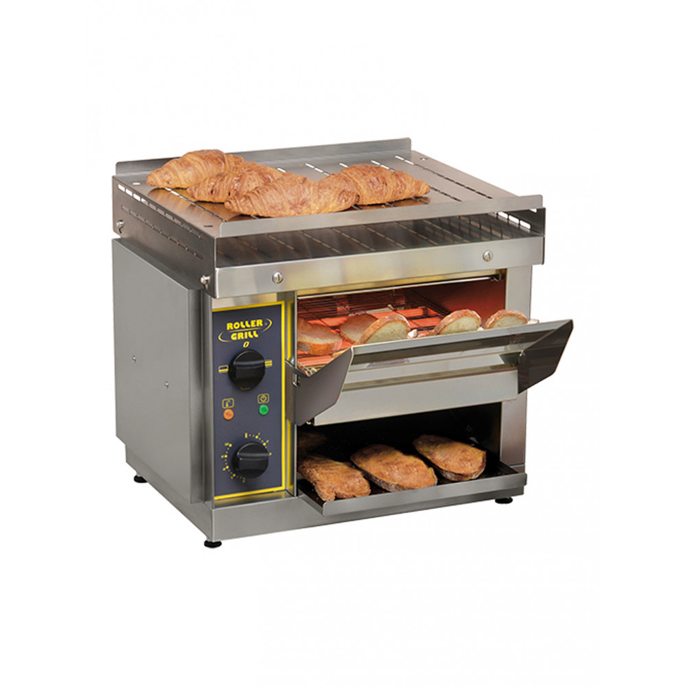 Conveyor Toaster - RVS - 540 - Roller Grill - 304020
