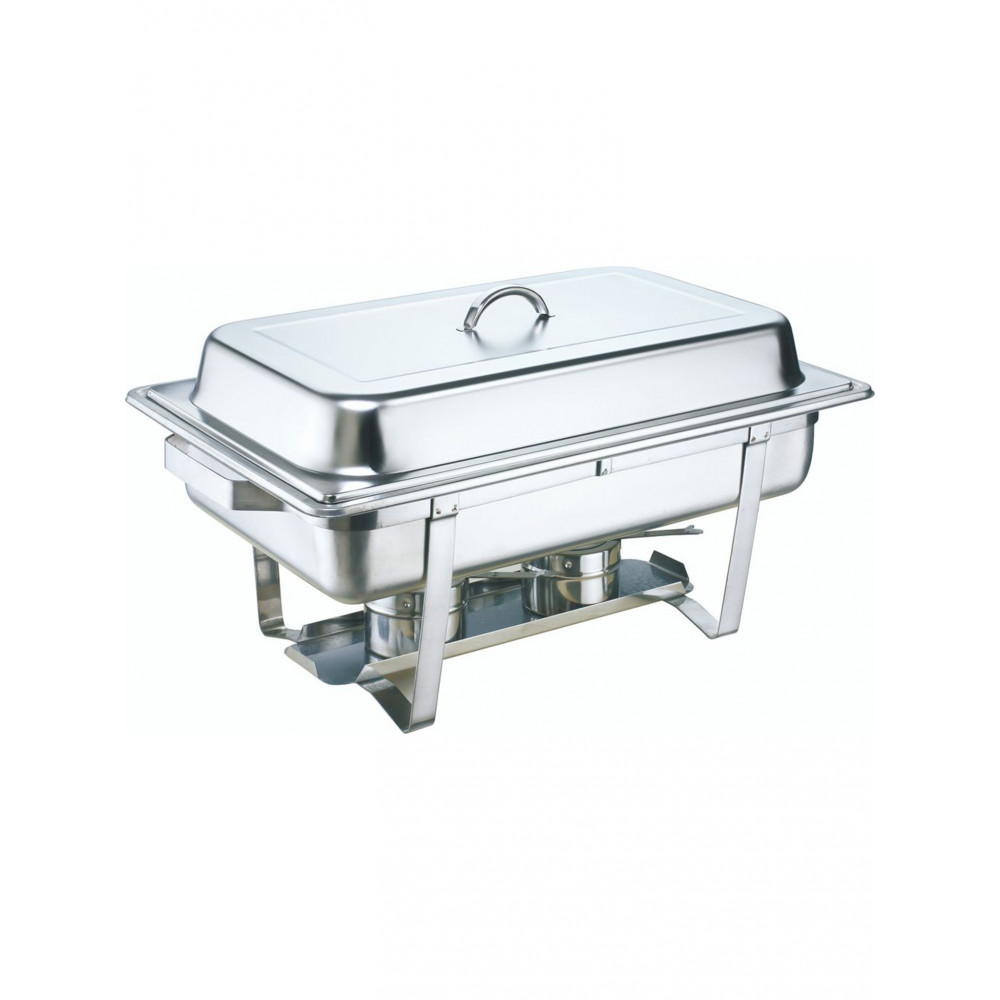 Chafing dish - Eco - 1/1 GN - RVS - Promoline
