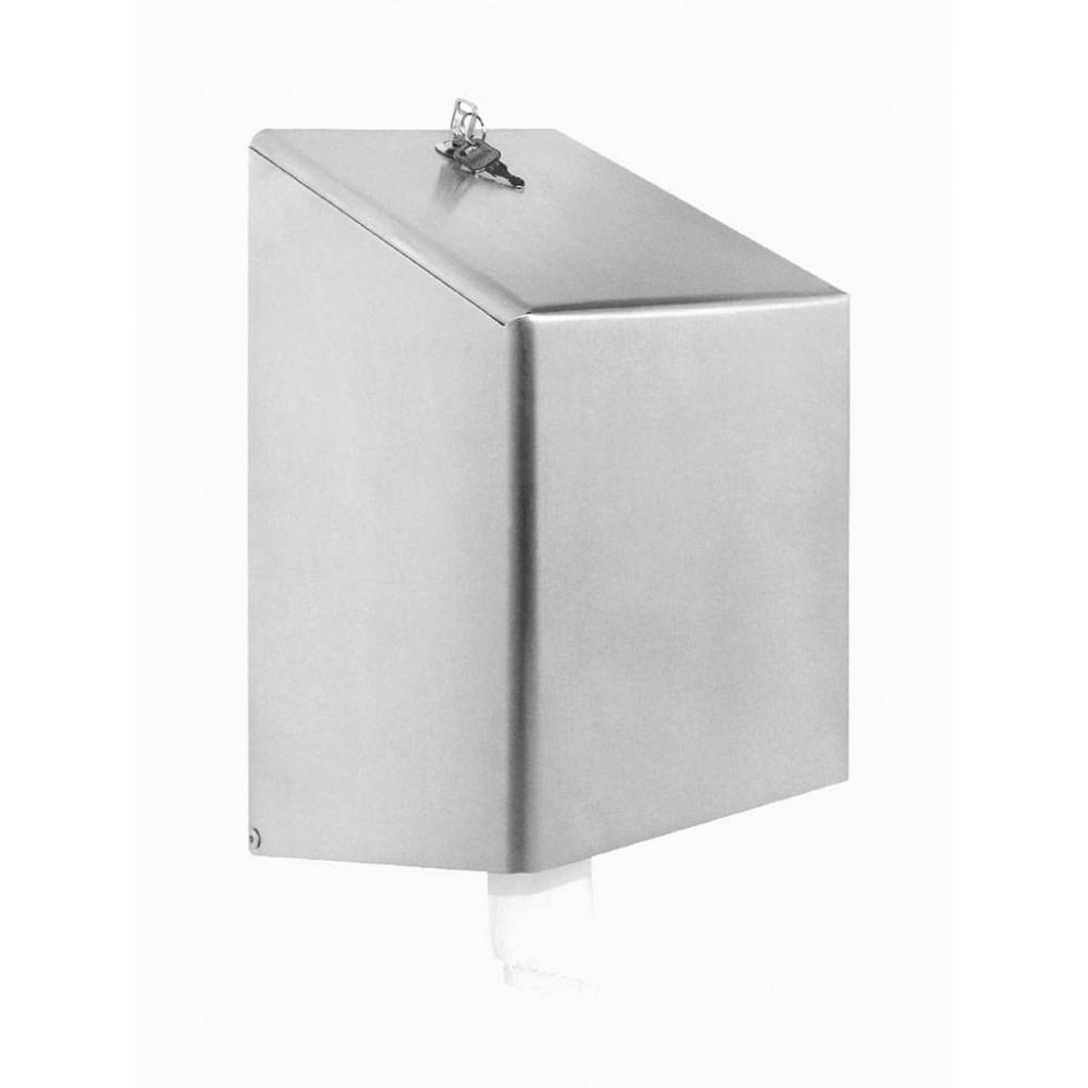 RVS centrefeed handdoekroldispenser | Jantex