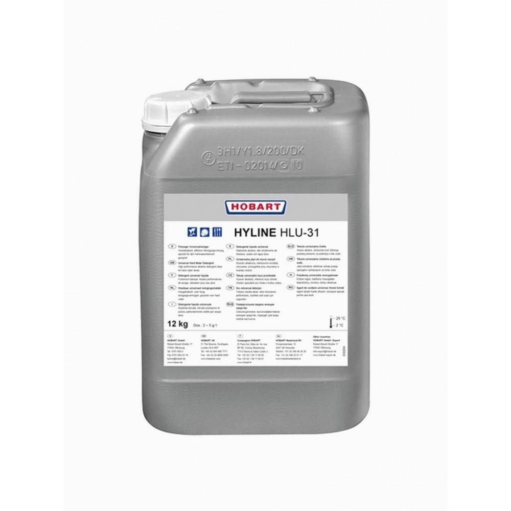 Vaatwasmiddel voor glaswerk - 12 KG - Hobart - HLG-10