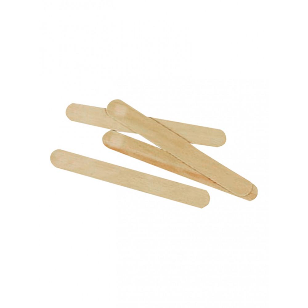 Stokjes voor wafel op stok - 1000 stuks - 308185