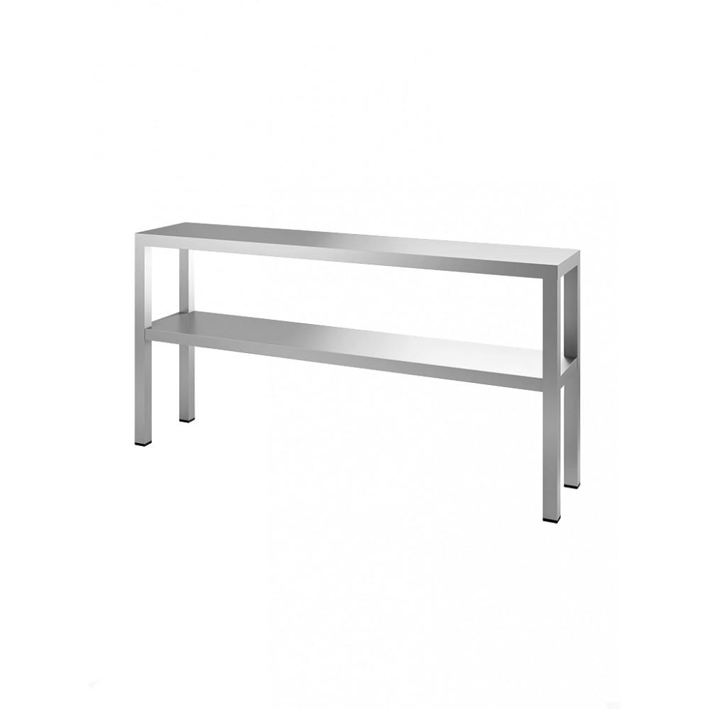 180 x 30 x 65(H) cm - Budget Line - 2 niveaus | Etagere