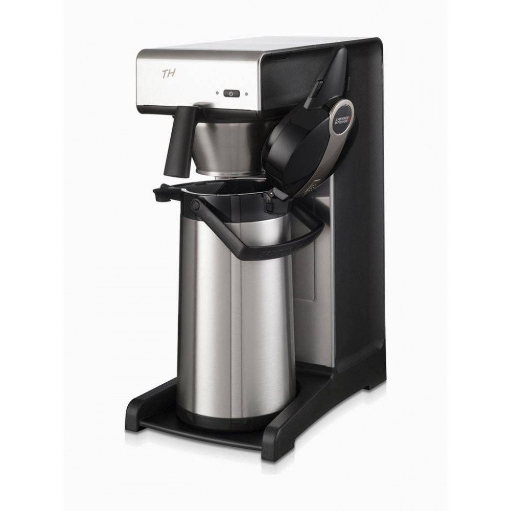 Koffiezetapparaat - TH - Zonder kan - RVS - Bravilor - 8.010.040.31002