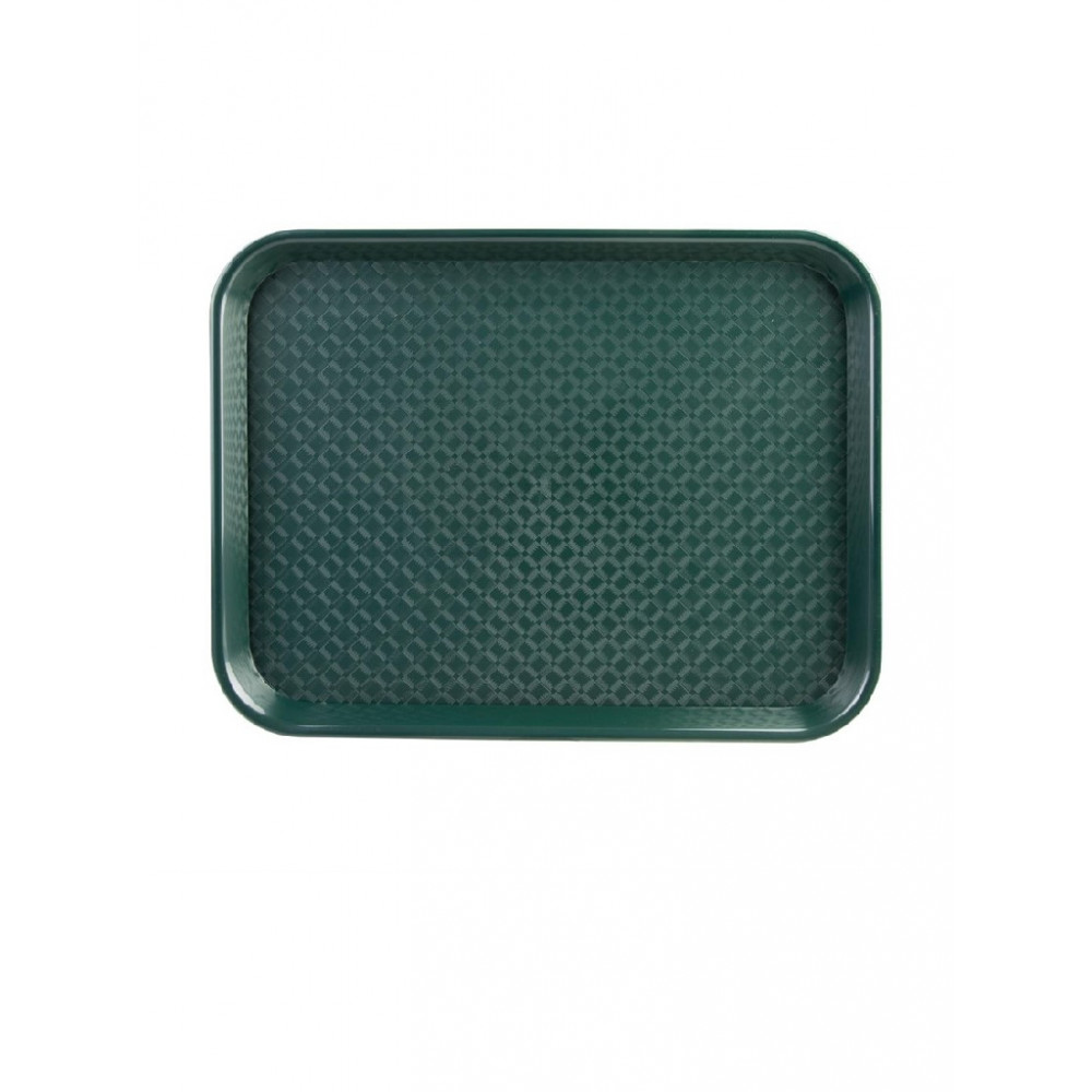 Kristallon dienblad groen 34,5x26,5cm - DP214