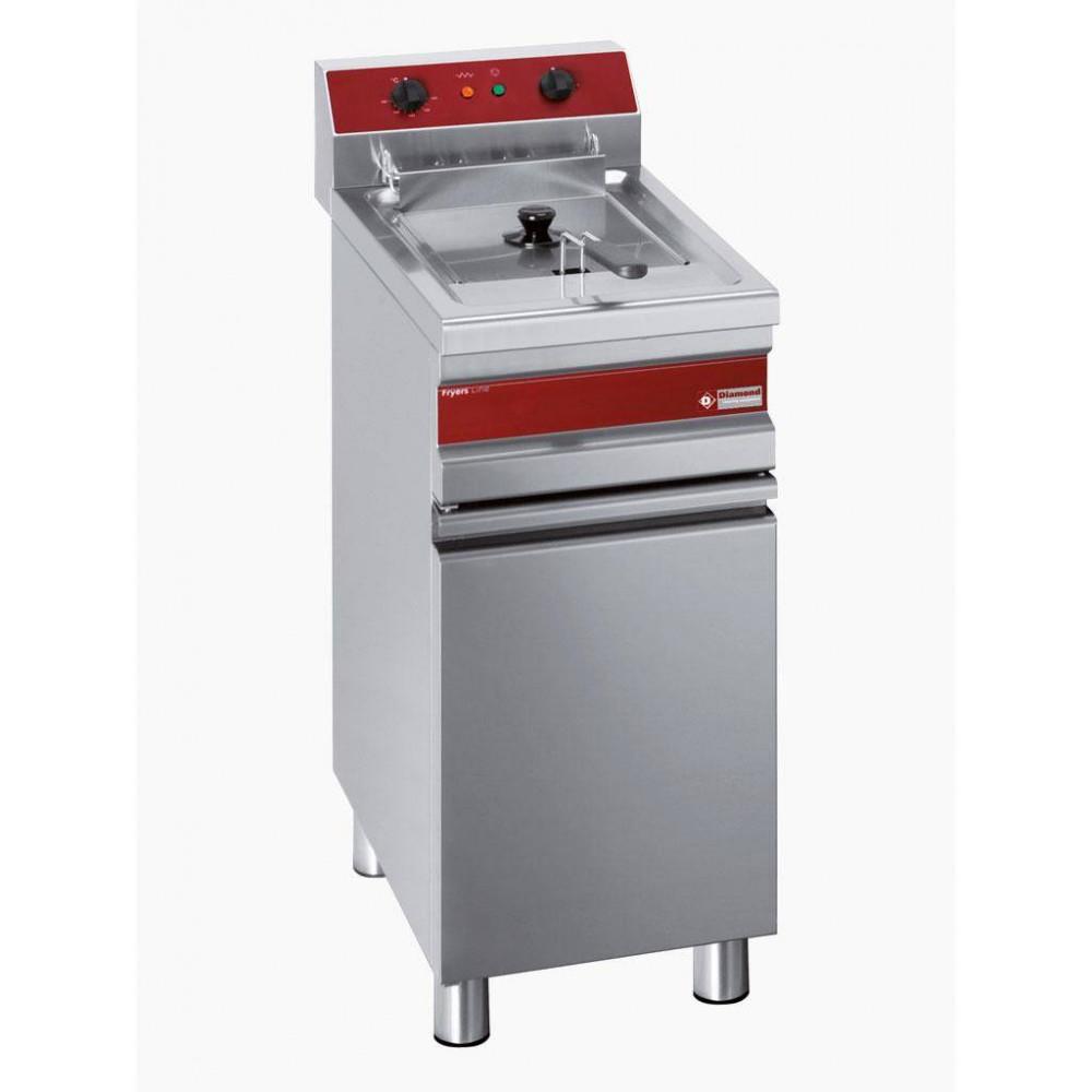 Horeca friteuse - Fryers Line - 14 liter - 400 V - F14E/M - Diamond