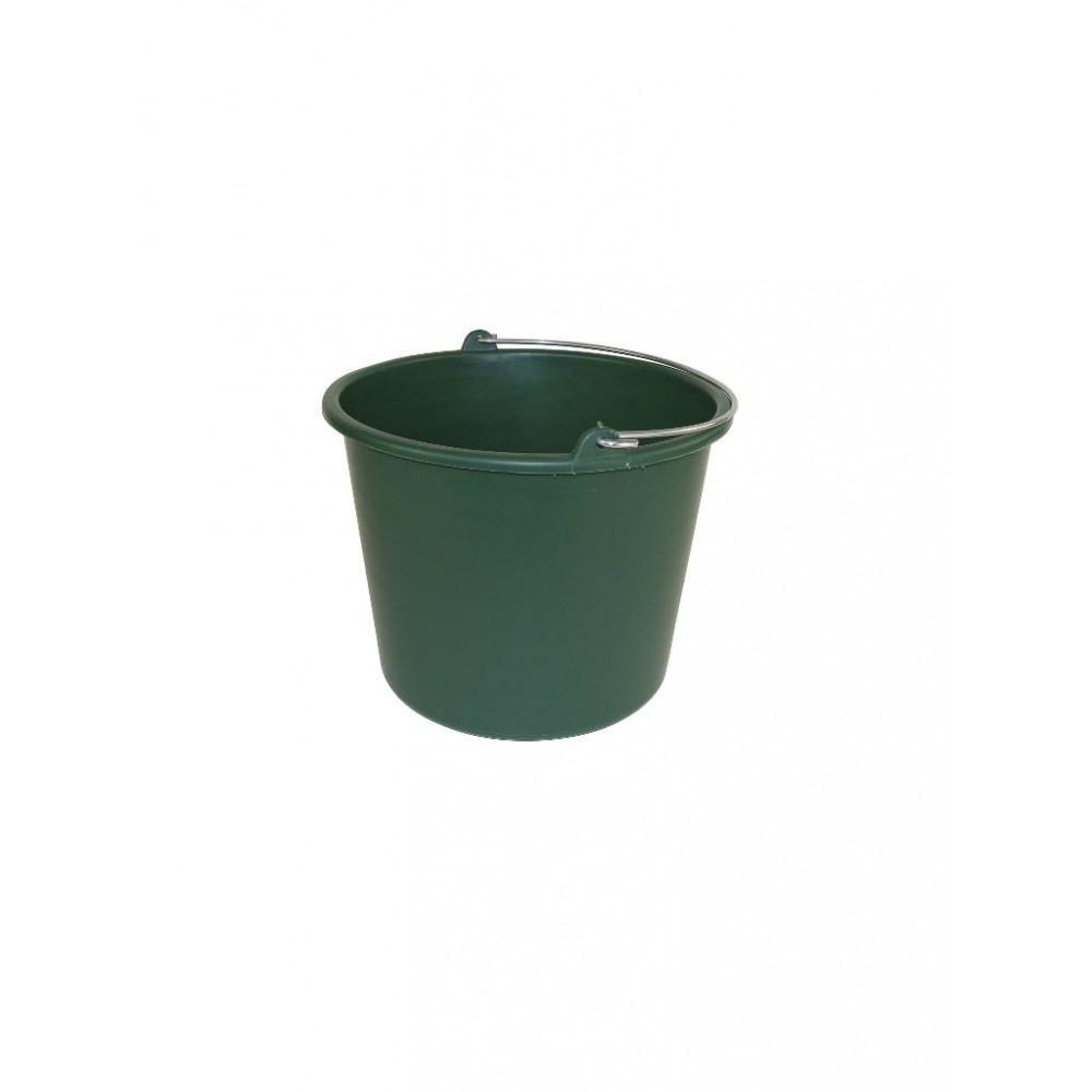 Emmer - Kunststof - 12 liter - Groen - 651055