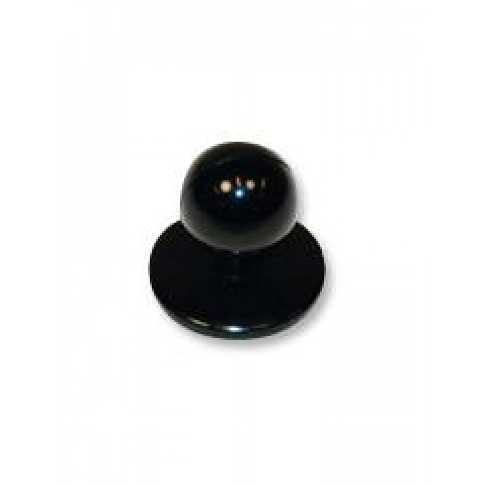 Chaud Devant - Studbuttons Black (10pcs) - Accessoires - Maat 10 pieces