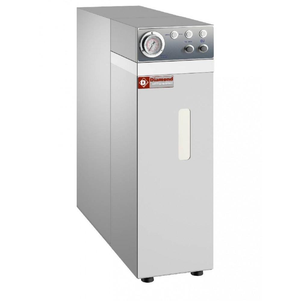 Horeca glazenvaatwasser met osmose apparaat - 40 x 40 mand - 230V - Best wash - DBS5/6+RS15/AT - Diamond
