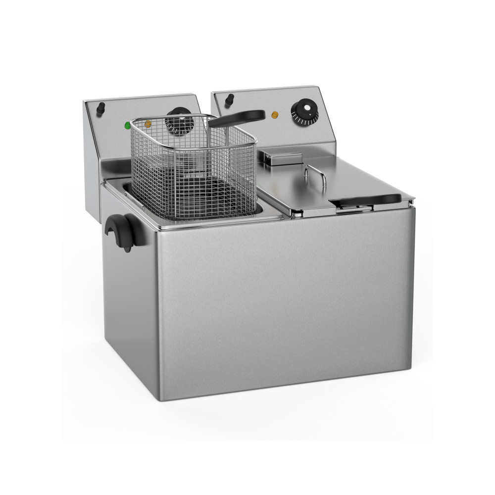 Promoline - 2 x 8 liter - 021224 | Horeca friteuse