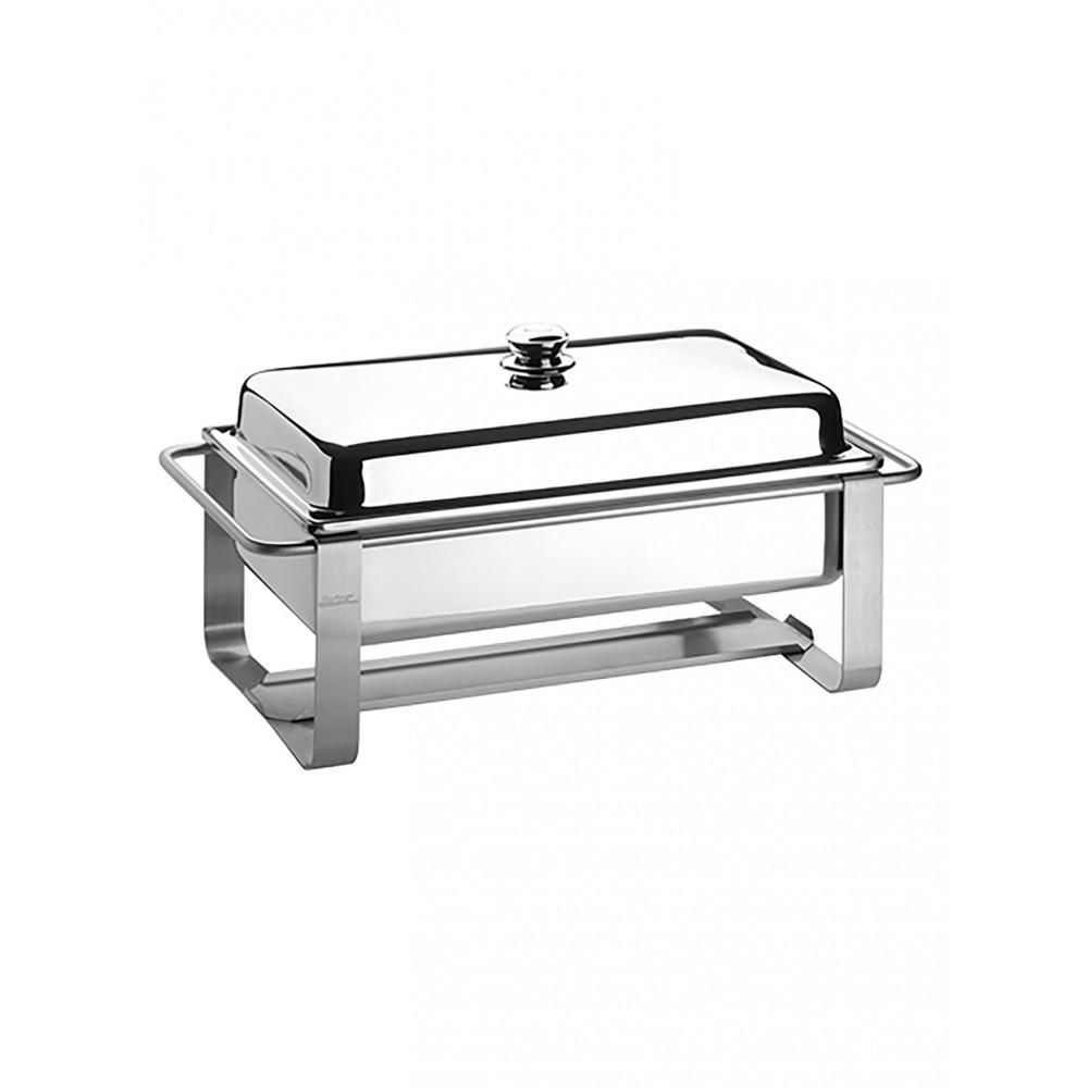 Chafing Dish - H 34 x 64 x 35 CM - 8.3 KG - RVS - Spring - 046001