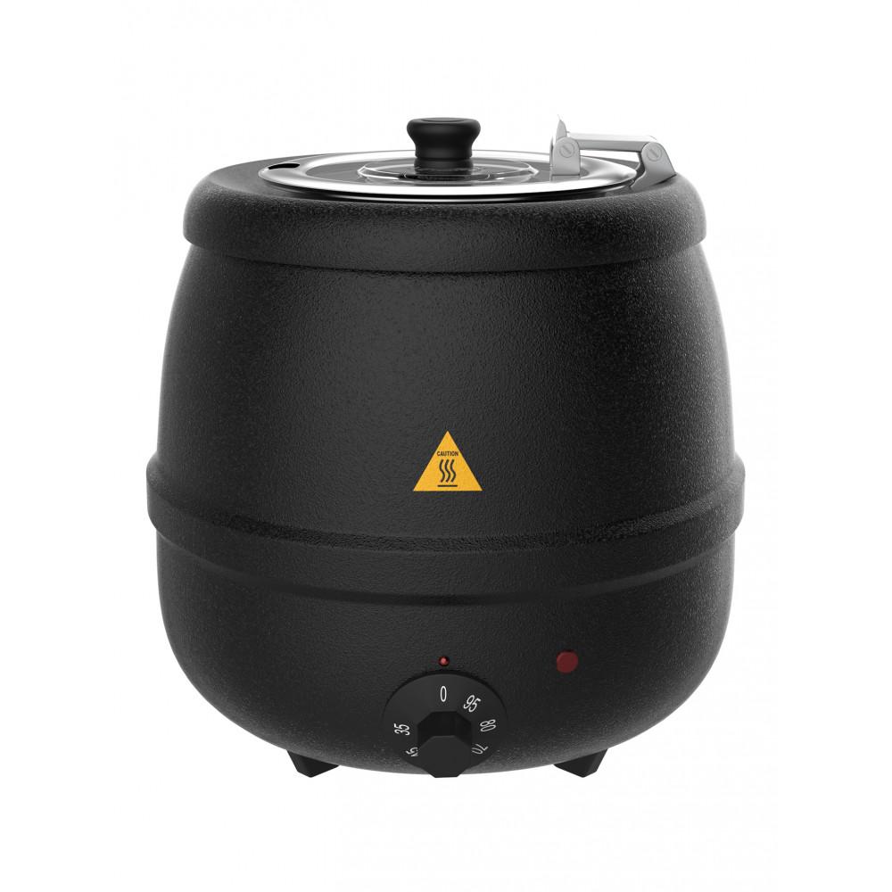 Soepketel - Zwart - 10 Liter - Promoline