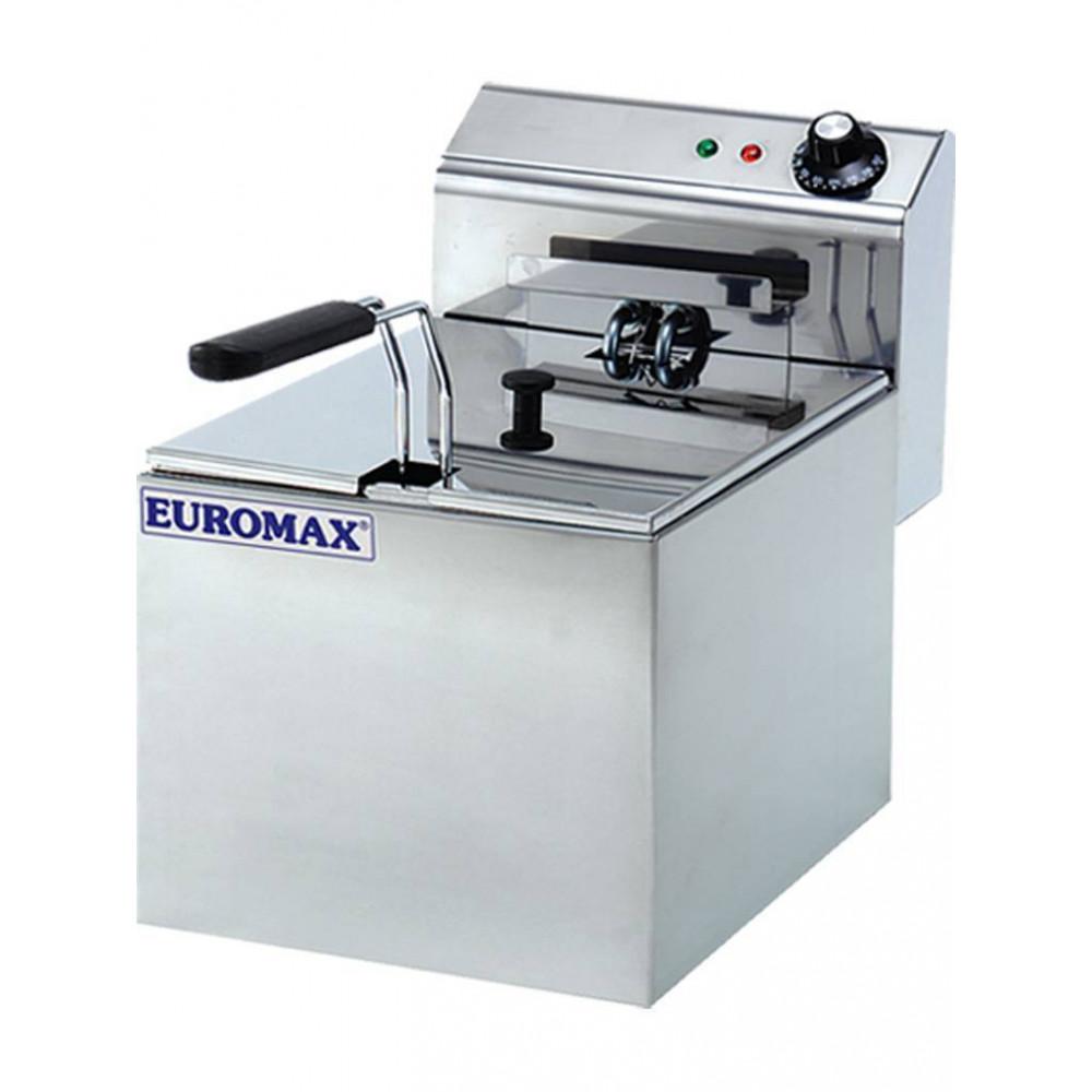 Horeca Friteuse enkel - 8 liter - Euromax