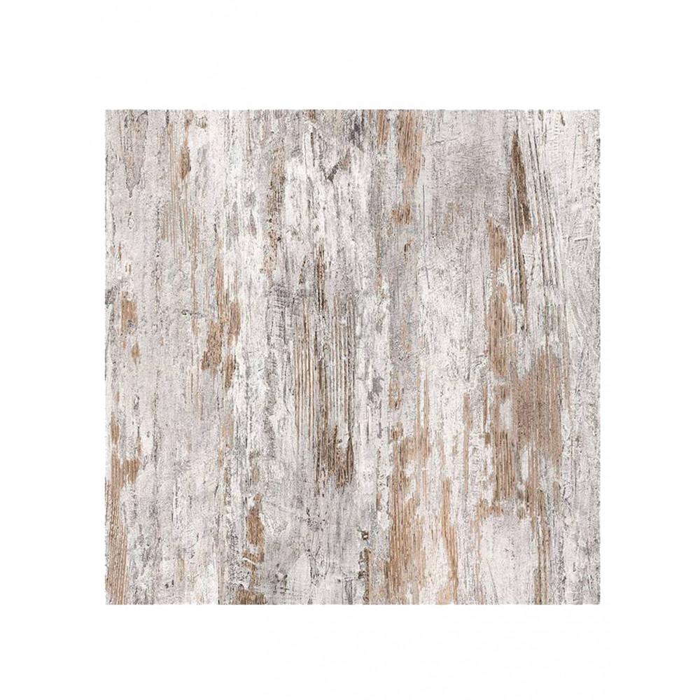 Tafelblad - 60 x 60 cm - White Wash - Vierkant - Promoline