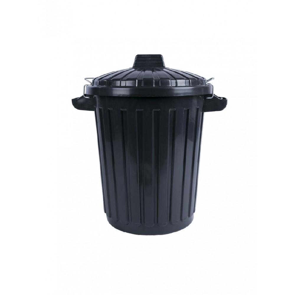 Afvalcontainer met deksel - 70 L - Curver - L544