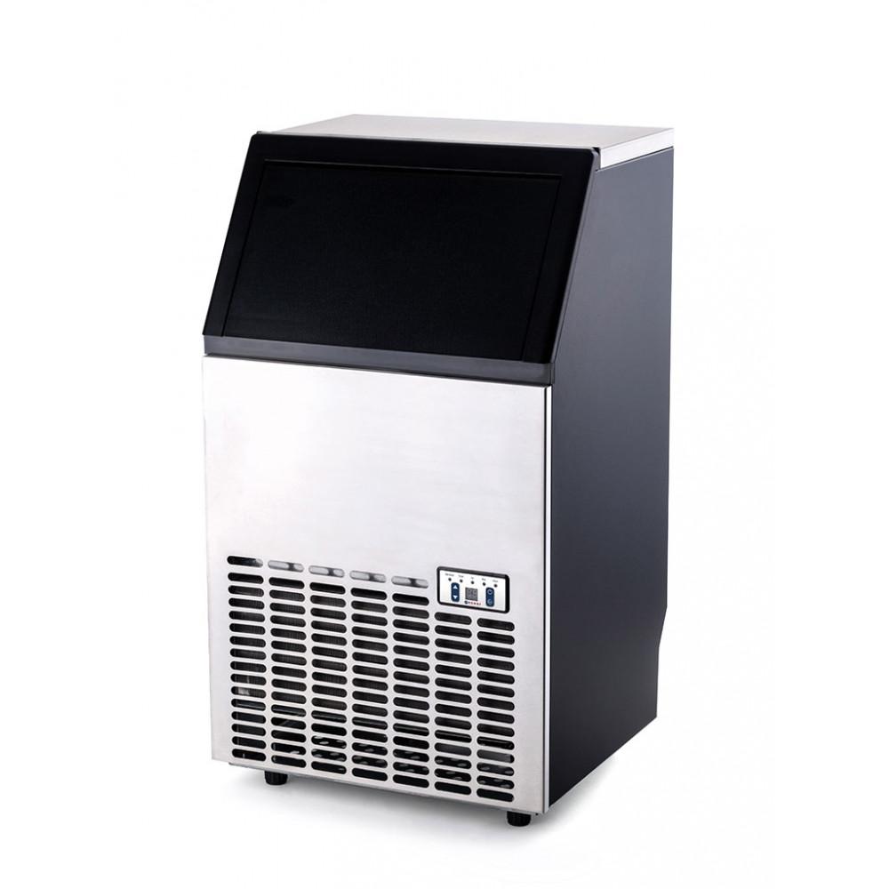 Holle ijsblokjesmachine - 35 kg / 24u - Hendi - 271575